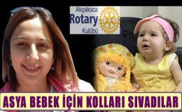 SMA hastası Asya bebek için Salı Pazarı önünde kermes düzenlenecek