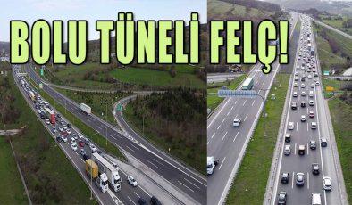 Ankara yönüne gidecekler!.. Dikkat!!