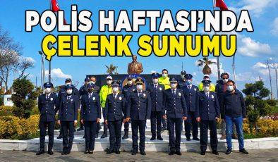 Akçakoca'da 10 Nisan Polis Haftası kutlaması