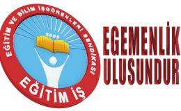 Eğitim İş Akçakoca Temsilciliğinden 23 Nisan açıklaması