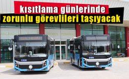 Otobüs seferlerine 'tam kapanma' düzenlemesi