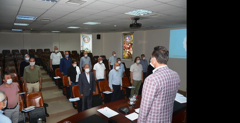 Akçakoca Belediye Meclisi toplantısı ertelendi